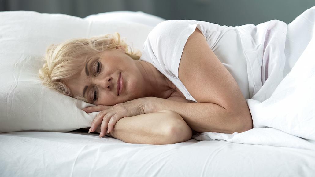 Schlaf gesund